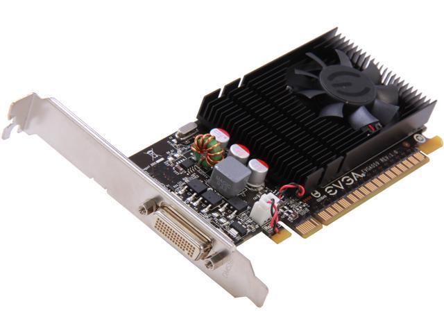 EVGA GeForce GT 430 (Fermi) DirectX 11 01G-P3-1433-RX Video Card