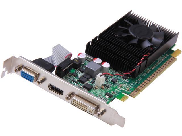 EVGA GeForce GT 430 (Fermi) DirectX 11 01G-P3-1335-RX Video Card