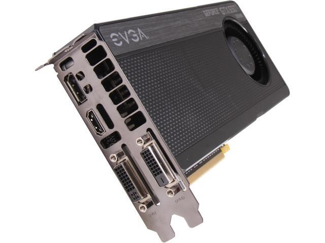 EVGA  02G-P4-3658-KR  GeForce GTX 650 Ti BOOST SuperClocked 2GB  192-bit  GDDR5  PCI Express 3.0  SLI Support Video Card - Retail