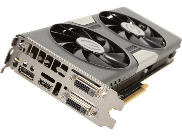EVGA 03G-P4-3783-KR G-SYNC Support GeForce GTX 780 3GB 384-Bit GDDR5 PCI Express 3.0 SLI Support Dual w/ EVGA ACX Cooler Video Card
