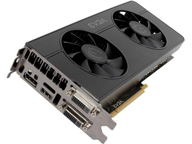 EVGA GeForce GTX 660 Ti DirectX 11 02G-P4-3664-RX Video Card