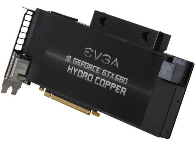 EVGA GeForce GTX 680 DirectX 11 02G-P4-2689-RX 2GB 256-Bit GDDR5 PCI Express 3.0 x16 HDCP Ready SLI Support Video Card
