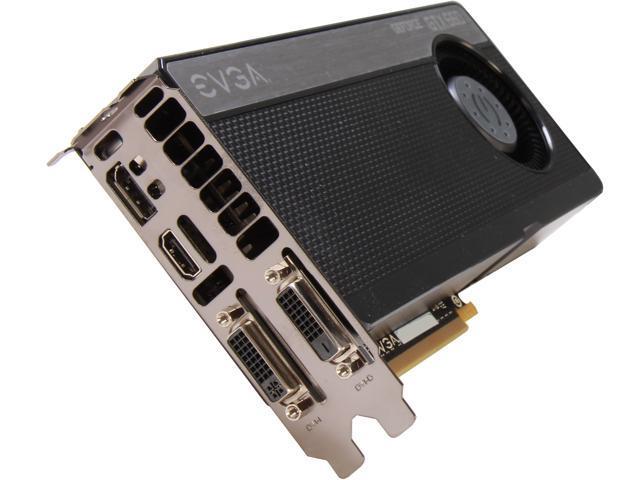 EVGA GeForce GTX 600 SuperClocked GeForce GTX 660 DirectX 11 03G-P4-2666-RX Video Card