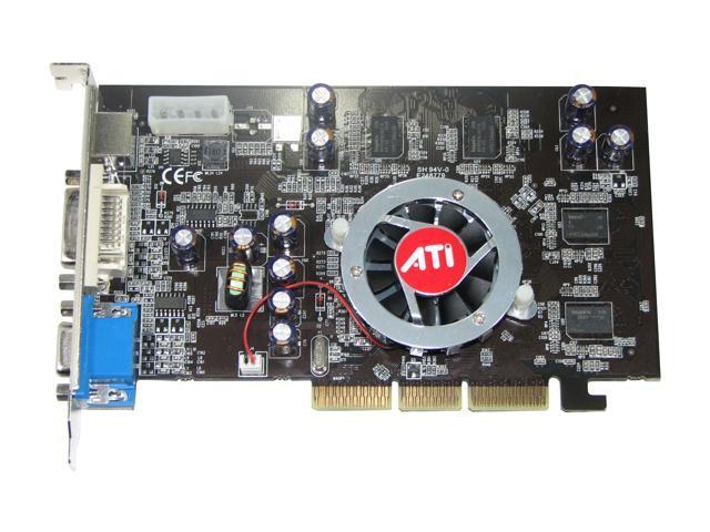 PowerColor R96-HD3 Radeon 9600PRO 256MB 128-bit DDR AGP 8X Video Card