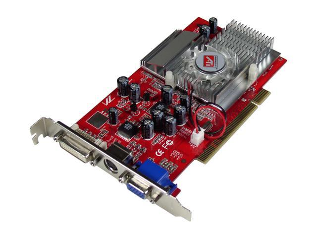 PowerColor R92P-LD3 Radeon 9250 256MB 128-bit DDR PCI Video Card