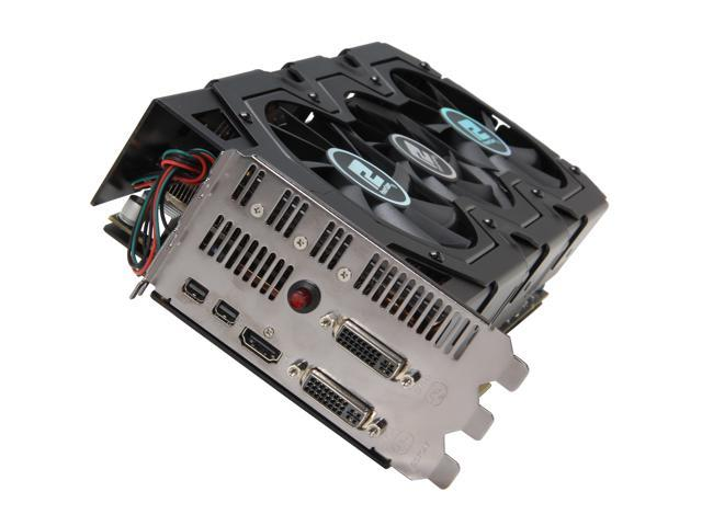 PowerColor Radeon HD 7990 DirectX 11 AX7990 6GBD5-2DHJ 6GB 384-Bit x2 GDDR5 PCI Express 3.0 x16 HDCP Ready CrossFireX Support Video Card