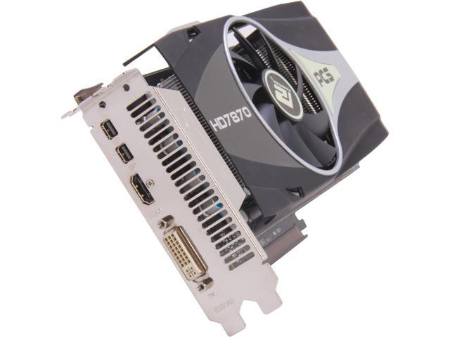 PowerColor Radeon HD 7870 GHz EZ Edition DirectX 11.1 AX7870 2GBD5-2DHPPV2E Video Card (UEFI ready)