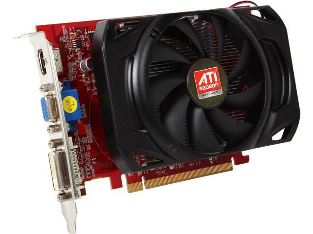 PowerColor Radeon HD 6670 DirectX 11 AX6670 1GBK3-H Video Card