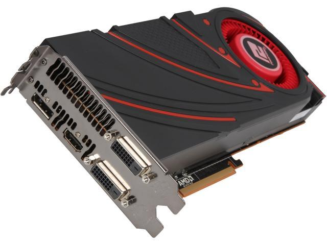 PowerColor Radeon R9 290 DirectX 11.2 AXR9 290 4GBD5-MDH/OC 4GB 512-Bit GDDR5 PCI Express 3.0 CrossFireX Support Video Card