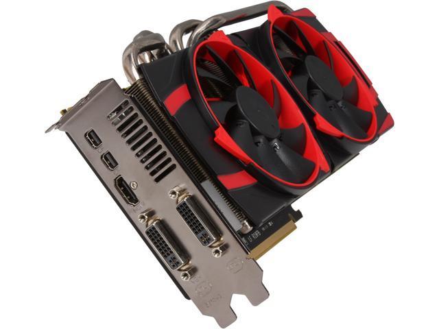 PowerColor PCS+ Radeon HD 7970 DirectX 11 AX7970 3GBD5-2DHPPV Video Card
