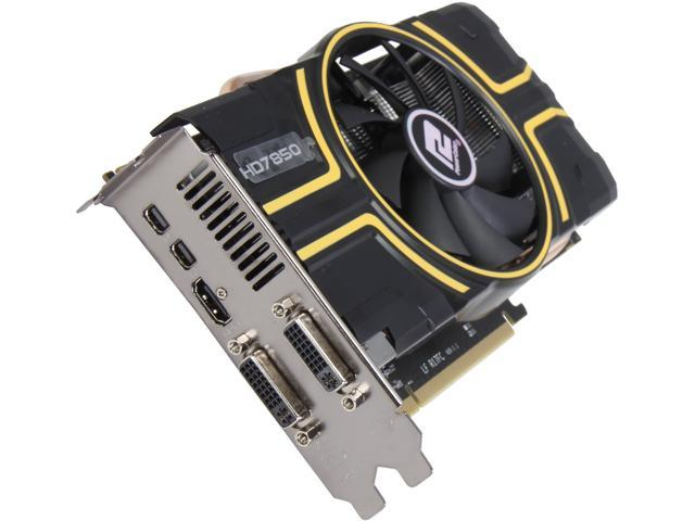 PowerColor Radeon HD 7850 DirectX 11 AX7850 2GBD5-2DHE/OC 2GB 256-Bit GDDR5 PCI Express 2.1 CrossFireX Support Video Card
