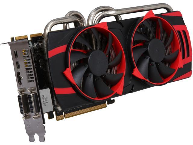 PowerColor VORTEXII Radeon HD 7970 AX7970 3GBD5-2DHPV 3GB 384-Bit GDDR5 Video Card