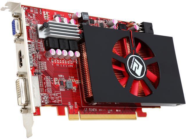 PowerColor AFT AXR7 250X 1GBD5-HV2E Radeon R7 250X 1GB 128-Bit GDDR5 PCI Express 3.0 ATX Video Card