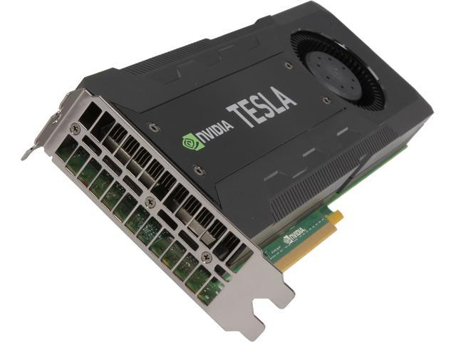 NVIDIA GK110 TESLA K20 (900-22081-2221-000) 5GB GDDR5 PCI Express 2.0 x16 Workstation Video Card