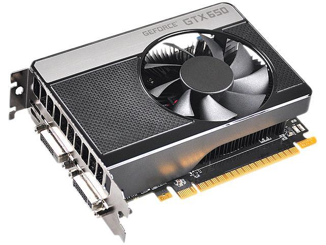 NVIDIA GTX650 1GB/400Watt GeForce GTX 650 1GB PCI Express 2.0 x16 Video Card with 400W Power Supply Included