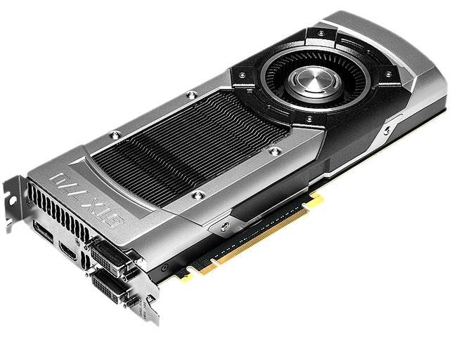 NVIDIA GTX770 2GB/600Watt G-SYNC Support GeForce GTX 770 2GB PCI Express 3.0 x16 Video Card with 600W Power Supply Included