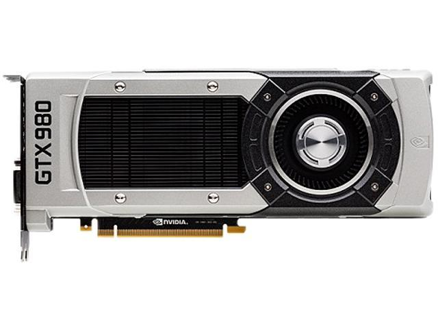 NVIDIA GeForce GTX 980 4GB Video Card (Require Min. 500W Power Supply)