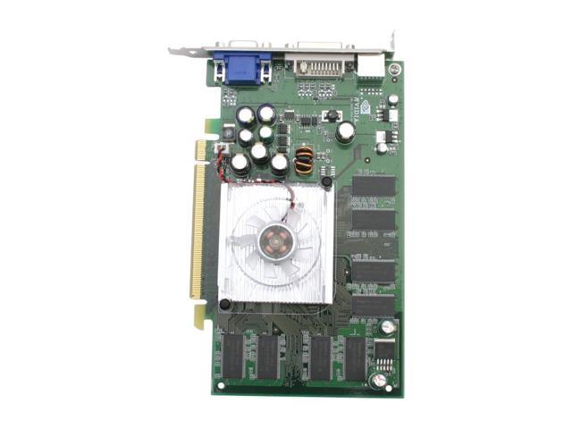 PNY VCQFX540-PCIE-PB Quadro FX 540 128MB 128-bit DDR PCI Express x16 Workstation Video Card