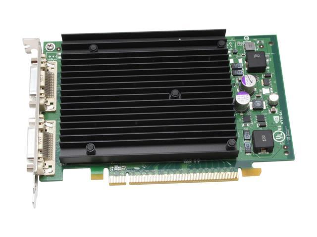PNY VCQ440NVS-PCIEX16-PB Quadro NVS 440 256MB 128-bit GDDR3 PCI Express x16 Workstation Video Card
