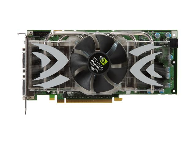 PNY VCQFX5500-PCIE-PB Quadro FX 5500 1GB 256-bit GDDR2 PCI Express x16 SLI Supported Workstation Video Card