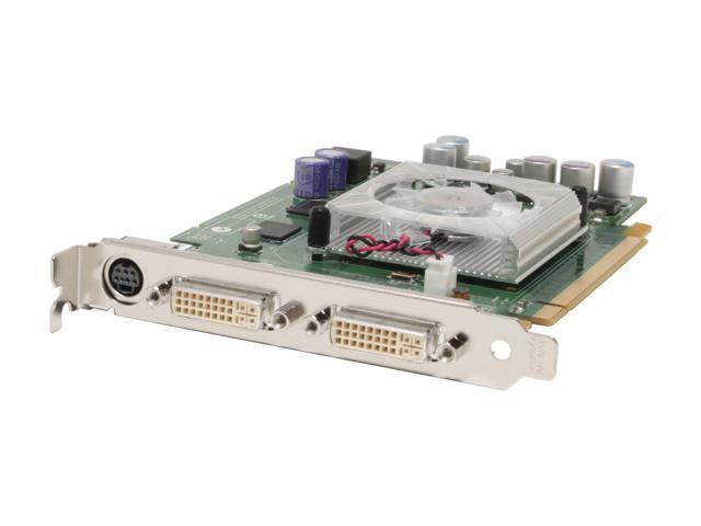 PNY VCQFX560-PCIE-PB Quadro FX 560 128MB 128-bit GDDR3 PCI Express x16 Workstation Video Card