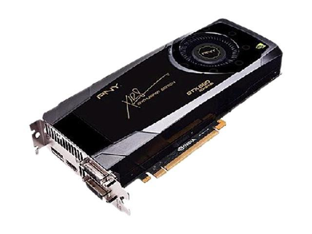 PNY GeForce GTX 680 DirectX 11 VCGGTX680XPB-CG 256-Bit GDDR5 PCI Express 3.0 x16 SLI Support Graphics Card