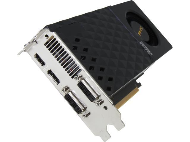 PNY VCGGTX7602XPB G-SYNC Support GeForce GTX 760 2GB 256-Bit GDDR5 PCI Express 3.0 SLI Support Video Card