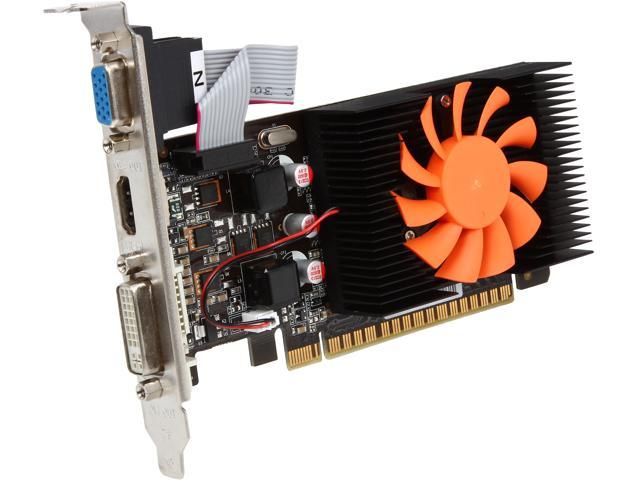 PNY GeForce GT 620 DirectX 11 RVCGGT620XXB Video Card