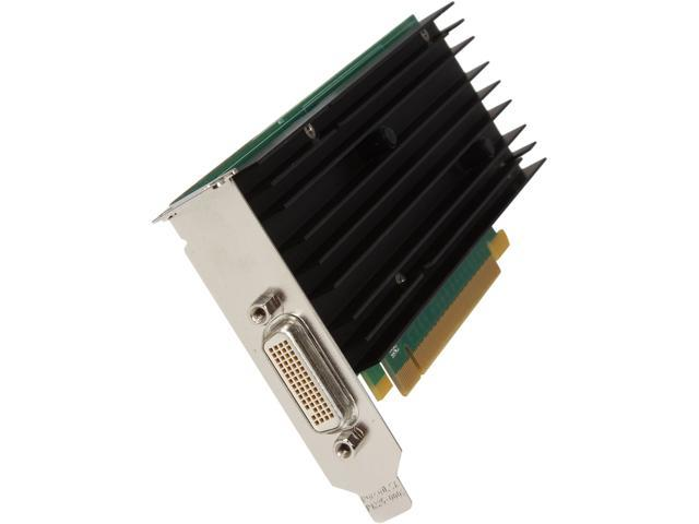 NVIDIA Quadro NVS 290 VIDEO-NVS290-16X 256MB 64-bit DDR2 PCI Express x16 Workstation Video Card With DMS-59 Dual DVI Y-Splitter ...