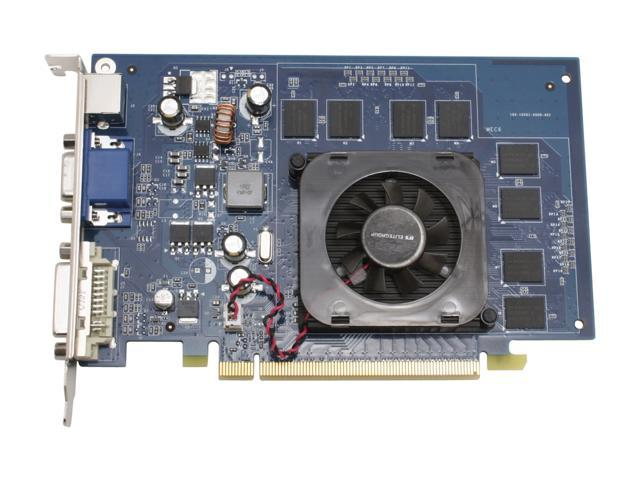 ECS N7600GS-256DY GeForce 7600GS 256MB 128-bit GDDR2 PCI Express x16 Video Card
