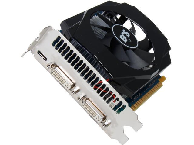 ECS GeForce GTS 450 (Fermi) DirectX 11 NGTS450-1GPL-F Video Card
