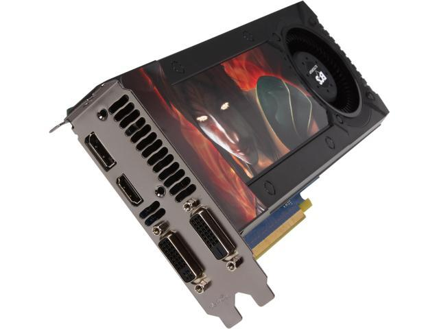 ECS GeForce GTX 660 GTX660A-2GR5-WFM Video Card