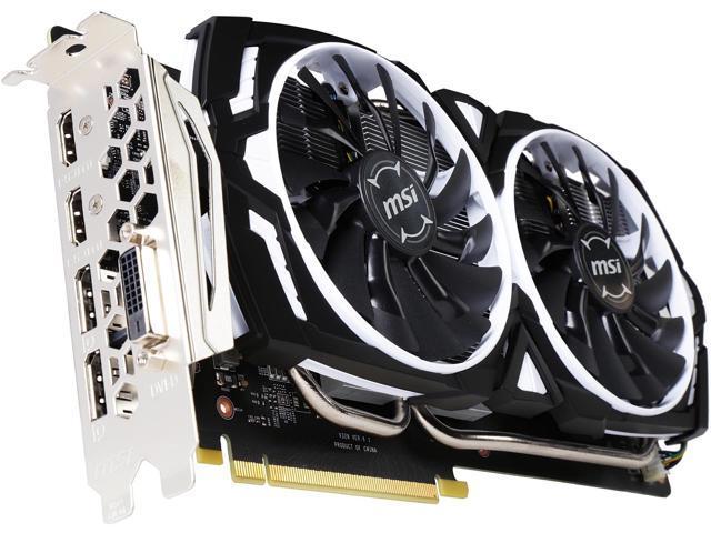 GeForce GTX 1060 ARMOR 3G OCV1 - us.msi.com