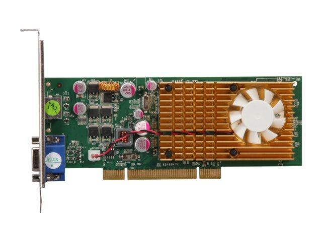 JATON VIDEO-498PCI-TWIN GeForce 9400 GT 1GB 128-bit DDR2 PCI Low Profile Ready Video Card