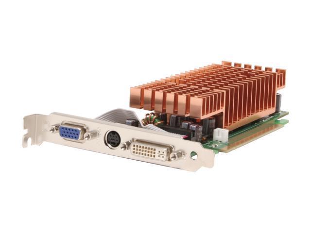 BIOSTAR V7102GL13 GeForce 7100GS 512MB(128MB on Board) 32-bit GDDR2 PCI Express x16 SLI Support Low Profile Video Card