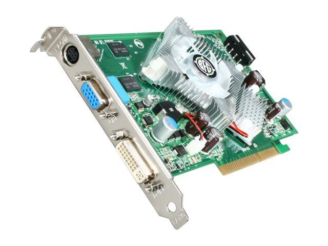 BFG Tech BFGR76512GSOC GeForce 7600GS 512MB 128-bit GDDR2 AGP 4X/8X Video Card