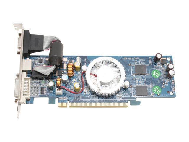 BFG Tech 3DFR73256GSLPE GeForce 7300GS 256MB 64-bit GDDR2 PCI Express x16 Video Card