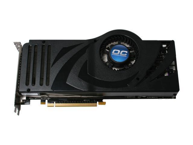 BFG Tech BFGE88768UOCE GeForce 8800 Ultra 768MB 384-bit GDDR3 PCI Express x16 HDCP Ready SLI Support OC Edition Video Card