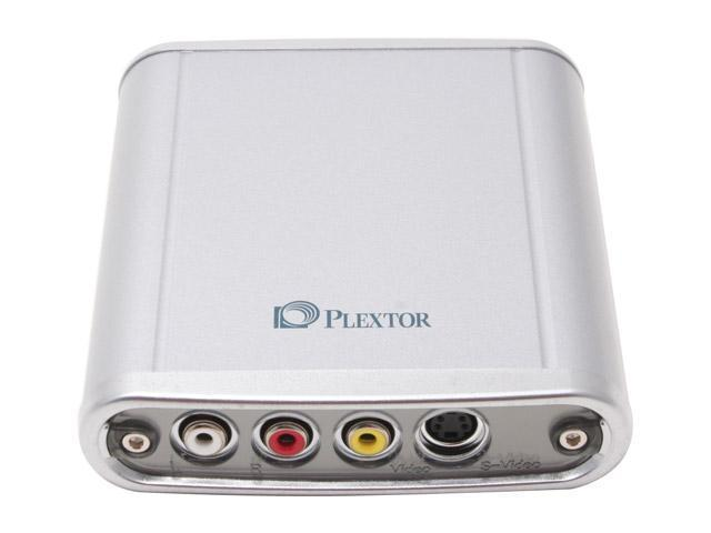 Plextor ConvertX PVR PX-TV100U USB 2.0 Interface