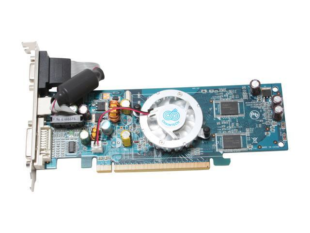 CHAINTECH GSV73GS-G2 GeForce 7300GS 256MB 64-bit GDDR2 PCI Express x16 Low Profile Video Card