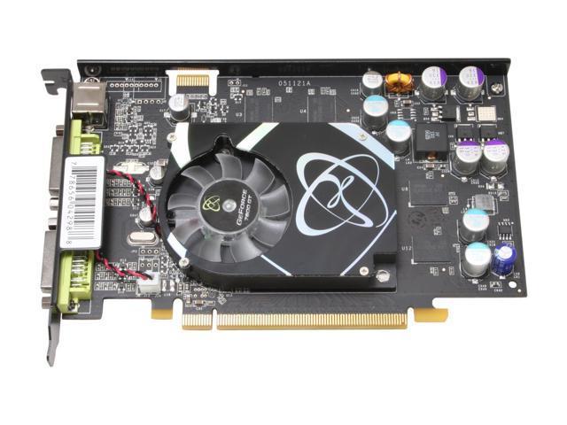 XFX PVT73GUGD3 GeForce 7600GT 256MB 128-bit GDDR3 PCI Express x16 SLI Support Video Card