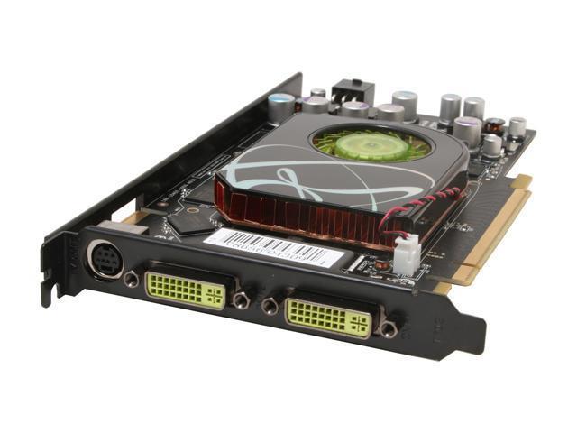 XFX PVT71PUDE3 GeForce 7900GS 256MB 256-bit GDDR3 PCI Express x16 SLI Support Video Card