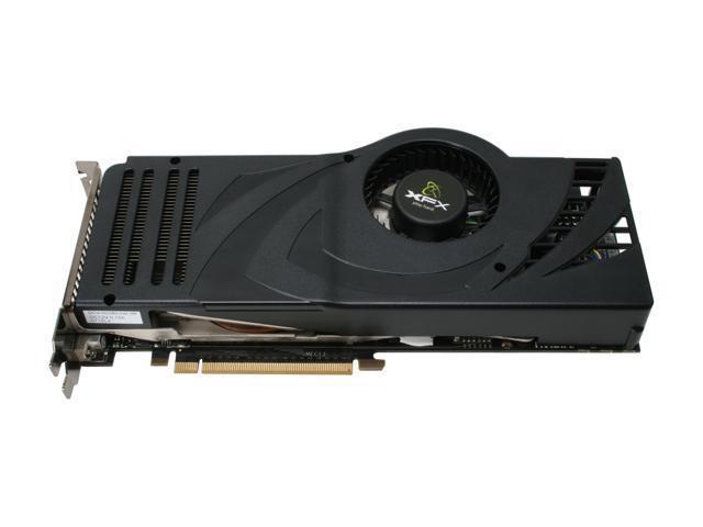 XFX PVT80USHD9 GeForce 8800Ultra 768MB 384-bit GDDR3 PCI Express x16 HDCP Ready SLI Supported Video Card