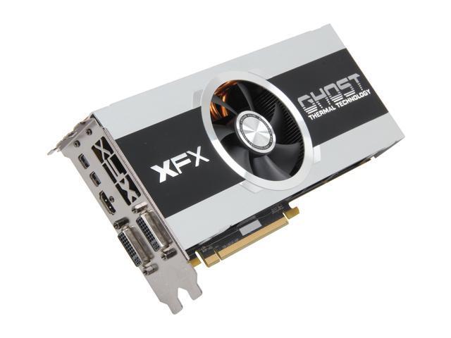 XFX FX-785A-CNBC Radeon HD 7850 Black Edition 2GB 256-bit GDDR5 PCI Express 3.0 x16 HDCP Ready CrossFireX Support Video Card