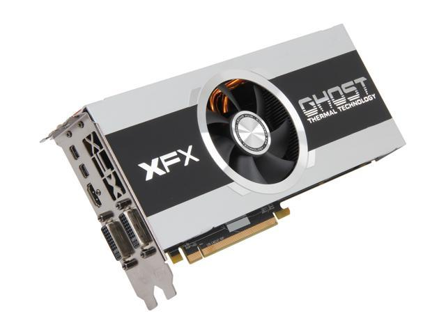 XFX Radeon HD 7850 DirectX 11 FX-785A-CNFC Video Card
