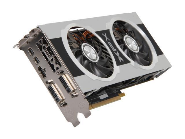 XFX Double D Radeon HD 7850 DirectX 11 FX-785A-CDFC Video Card