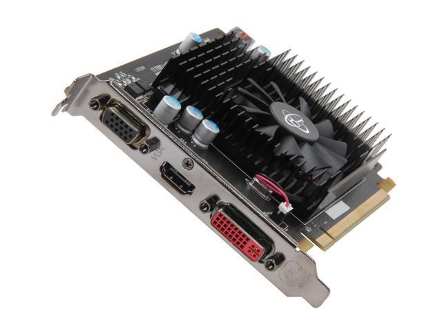 XFX Radeon HD 6670 DirectX 11 HD 667X ZHF3 1GB 128-Bit DDR3 PCI Express 2.1 x16 HDCP Ready Video Card