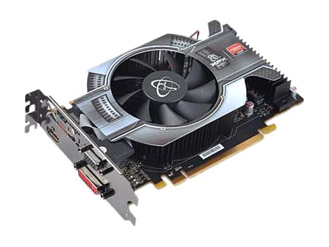 XFX Radeon HD 6770 DirectX 11 HD 677X ZNLC 1GB 128-Bit GDDR5 PCI Express 2.1 x16 HDCP Ready CrossFireX Support Video Card