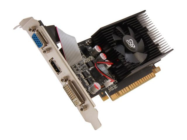 XFX GeForce GT 620 DirectX 11 GT-620N-ZNF2 1GB 64-Bit DDR3 PCI Express 2.0 x16 HDCP Ready Video Card