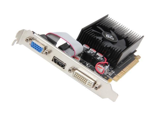 XFX GeForce GT 620 DirectX 11 GT-620N-CNF2 2GB 64-Bit DDR3 PCI Express 2.0 x16 HDCP Ready Video Card